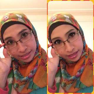 B4 & After Makeup