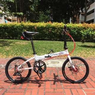 *PREORDER* Dahon Formula S18 Folding Bike (Fully Litepro Upgraded)