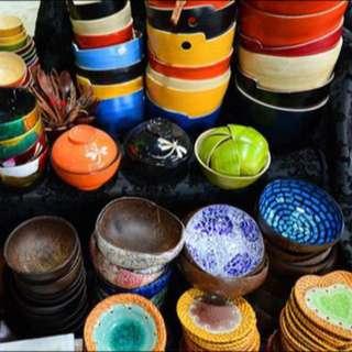 (徵)柬埔寨椰子碗