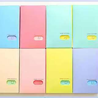 🆕 [PO] Candy Colours Name Card Holder Album