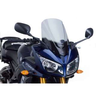 Puig Windshield Naked New Generation for Yamaha FZ1 Fazer 1000 / FZ1S 2006 - 2015
