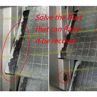 改銹劑 除銹劑 轉銹水 鏽蝕 500ml Rust Solve 維修 汽車 保養 工程 機械 零件 專用 (不透露品牌)