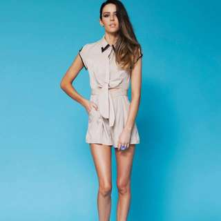 Finders Keepers Runaway Playsuit