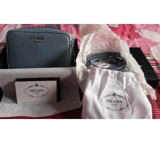 Prada small sling bag