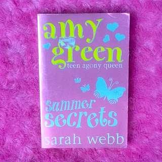 Summer Secrets By Sarah Webb