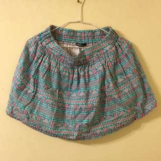 CACO Casual 幾何圖形裙子