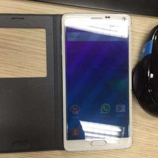 Used Samsung Galaxy Note 4 SM-N910G