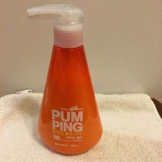 🇰🇷LG Pum Ping按壓式牙膏 (宋太太們必備)