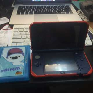 NINTENDO NEW 3DS XL US SET + GAMES
