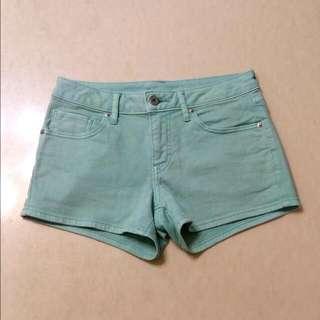 UNIQLO厚棉彈力短褲