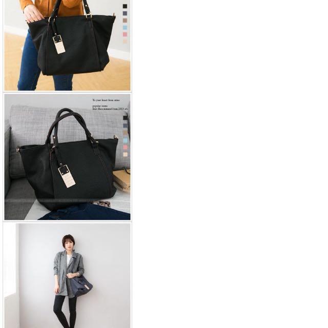 包運黑色皮包包