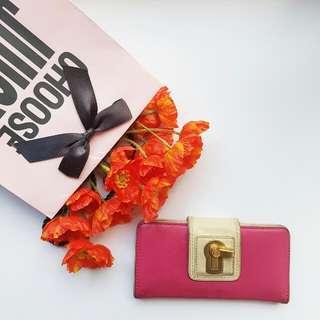 Juicy Couture Lambskin Wallet