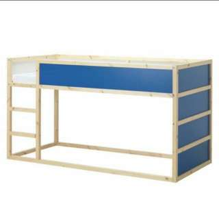 Ikea Kura Bed Used For 8 Months (Reserved)