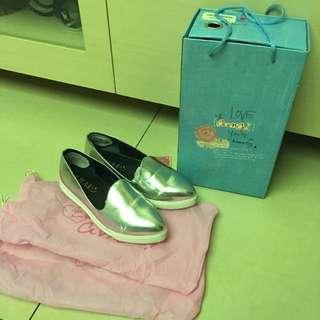 Amai 銀鞋