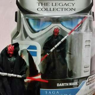 Darth Maul Legacy Collection