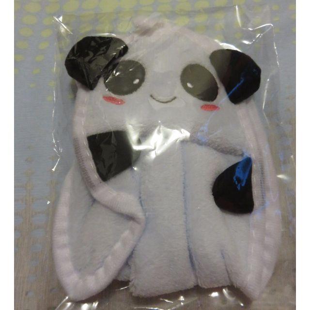【三件一百區】全新未拆封。可愛熊貓擦手巾/居家生活/清潔用品