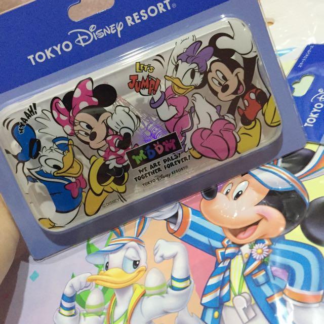 東京連線✨✨現貨 東京迪士尼海洋 手機殼