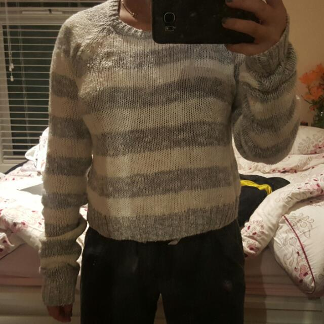 Abercrombie & Fitch Knitted Jumper