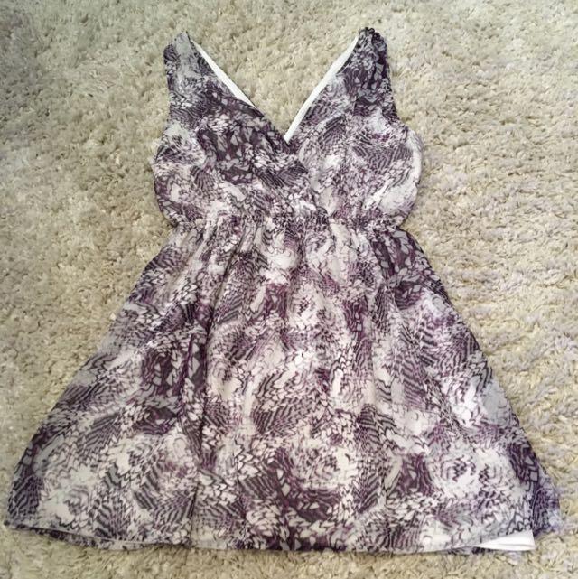 Bettina Liano mini dress