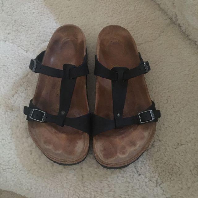 Birkenstock Larisa Leather Black size 40