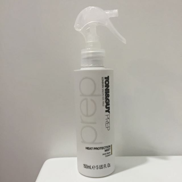 BRAND NEW Toni & Guy Heat Protection Mist