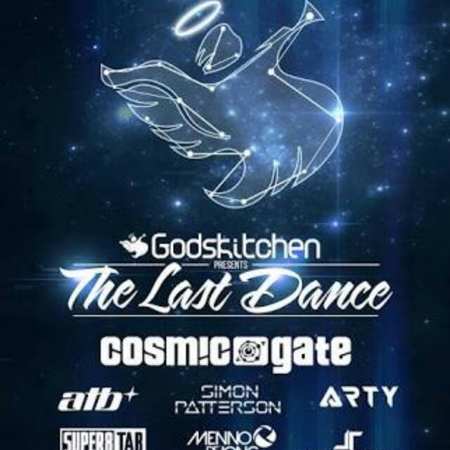 Godskitchen Ticket