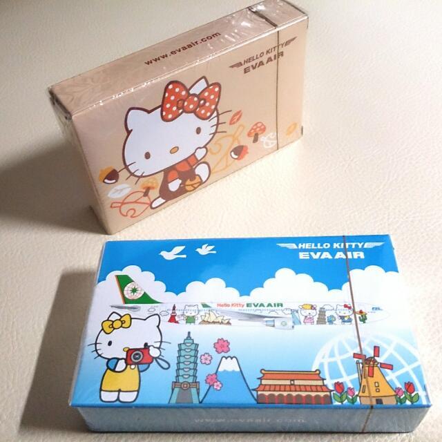 【滿額贈】Hello Kitty 撲克牌