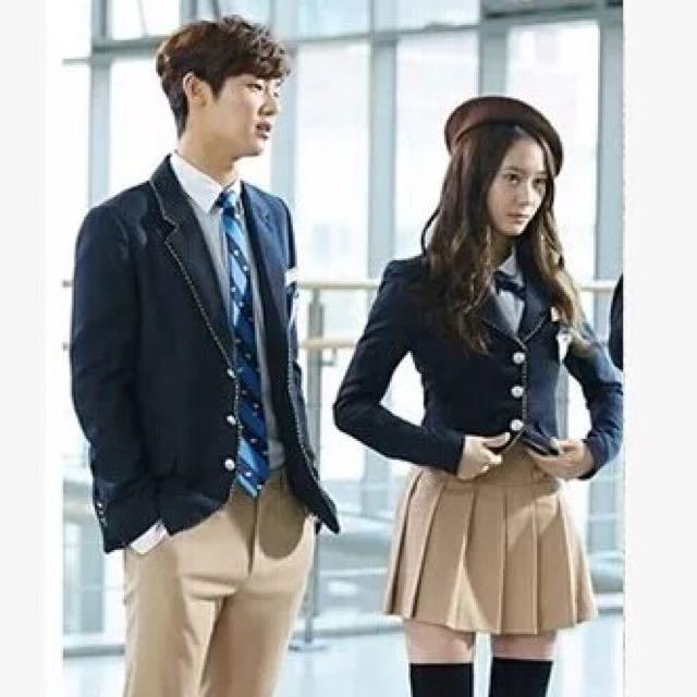 Korean School Uniform, Entertainment, K-Wave On Carousell