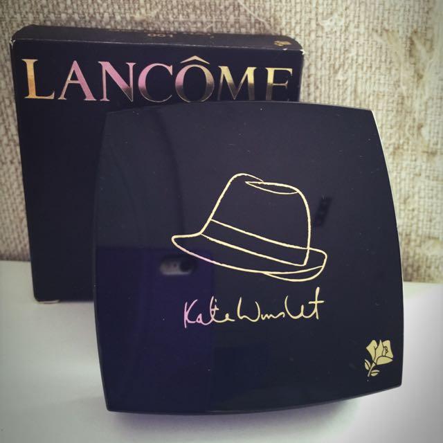 全新-Lancôme x 凱特·溫斯蕾 (限量版)金燦假期雙色修容盤