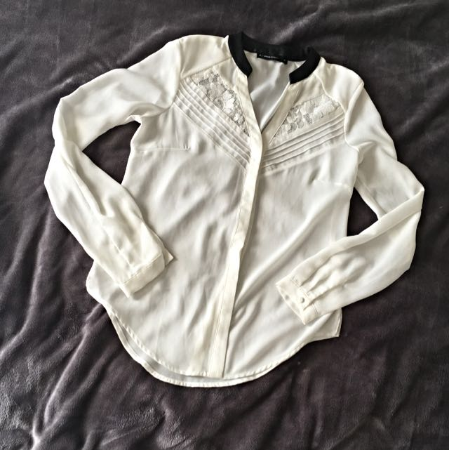Limited Edition Target Shirt Blouse, Size 6