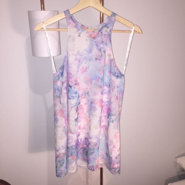 Long Forever New Top