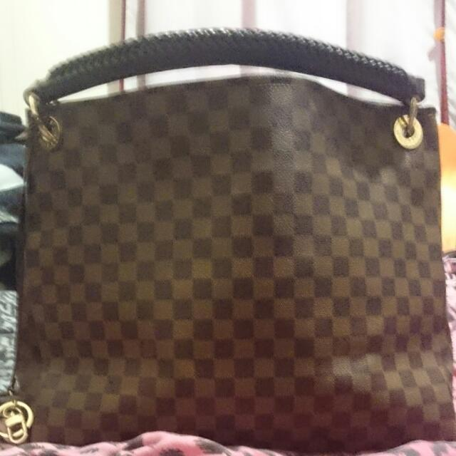 Lv Replica Large Tote Handbag