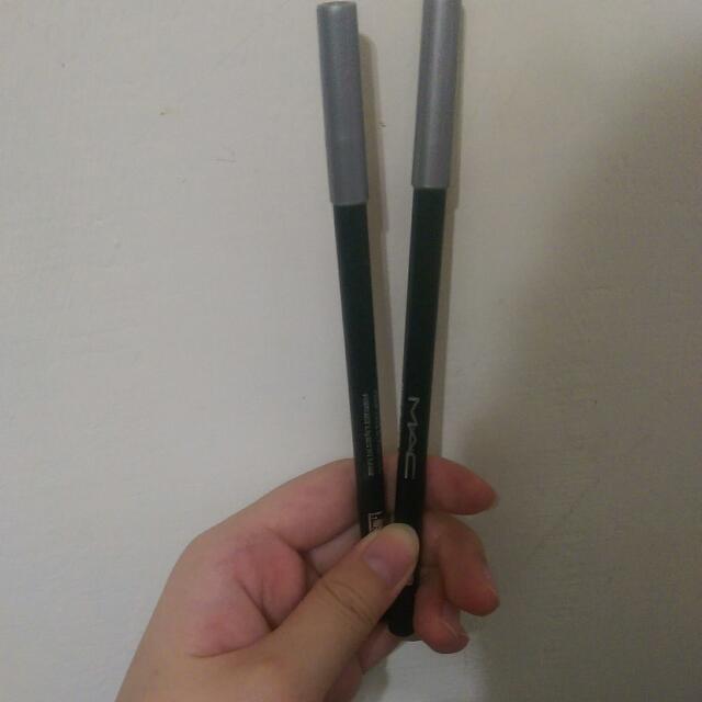 MAC眉筆眼線筆兩用 (黑色)