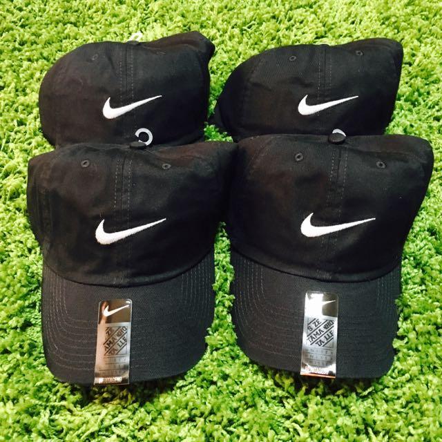 Nike Swoosh 老帽 鴨舌帽