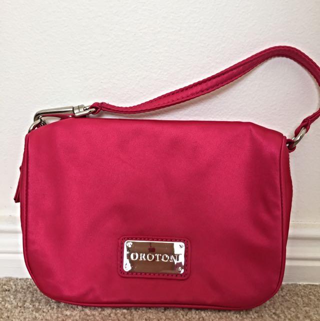 Oroton Toiletry Bag