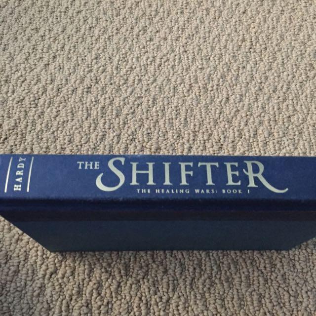 Shifter: Healing Wars Book 1