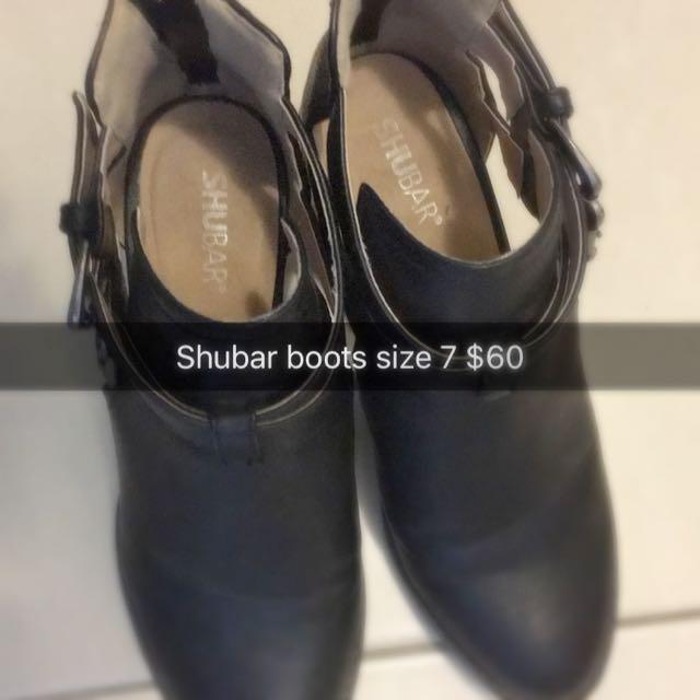Shoes (boots)