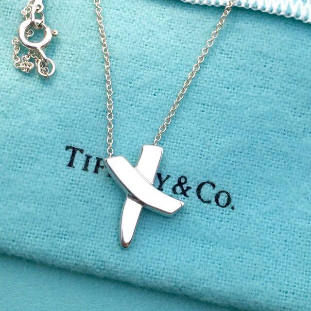 母親節Tiffany&co 畢卡索項鍊,專櫃真品保證
