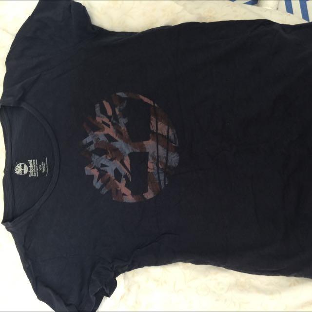 二手Timberland女款T-shirt m號