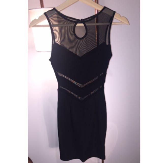 XS Little Black Dress