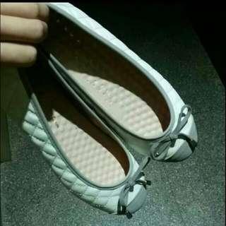 白色甜美娃娃鞋 24.5/39號