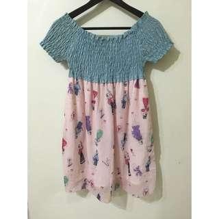 奧黛麗赫本造型小洋裝