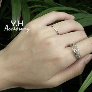 藤蔓纏繞戒指