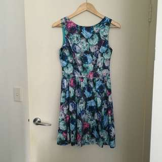 Forcast Dress Size 10