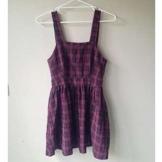 PENDING - Plaid Dress