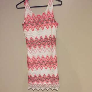 Paper Scissors Dress Size L