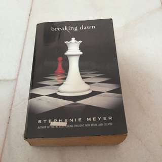 Breaking Dawn,eclipse,twighlight And New Moon
