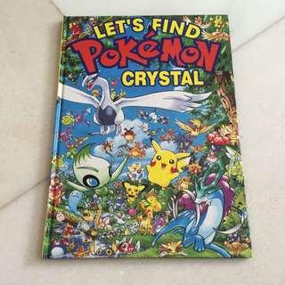 Let's Find Pokemon Crystal