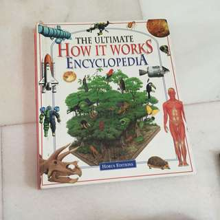 The Ultimate How It Works Encyclopedia