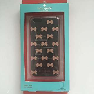 Kate Spade iPhone 6 Case BRAND NEW